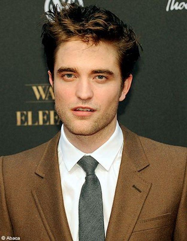 People beaux gosses semaine Robert Pattinson