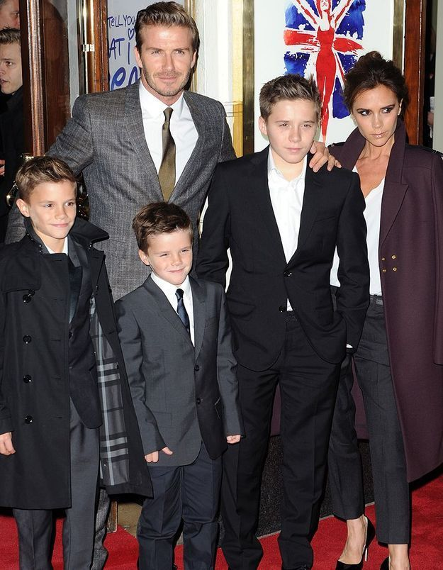 Les Beckham ont vendu leur maison pour 14 millions d'euros