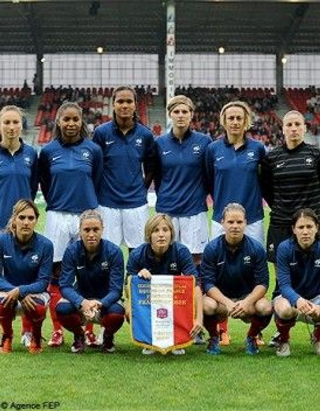 Les Bleues en demi-finales : la belle aventure continue !