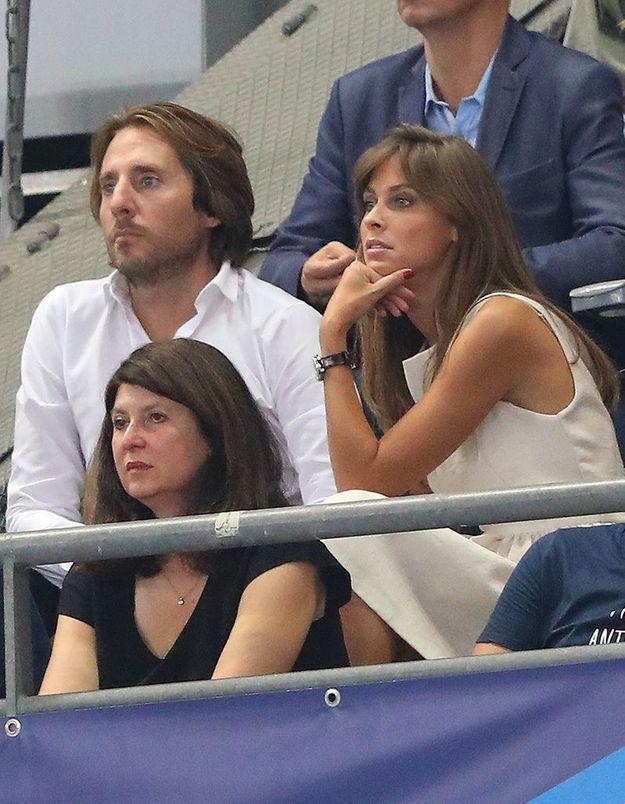 Ophélie Meunier et Mathieu Vergne