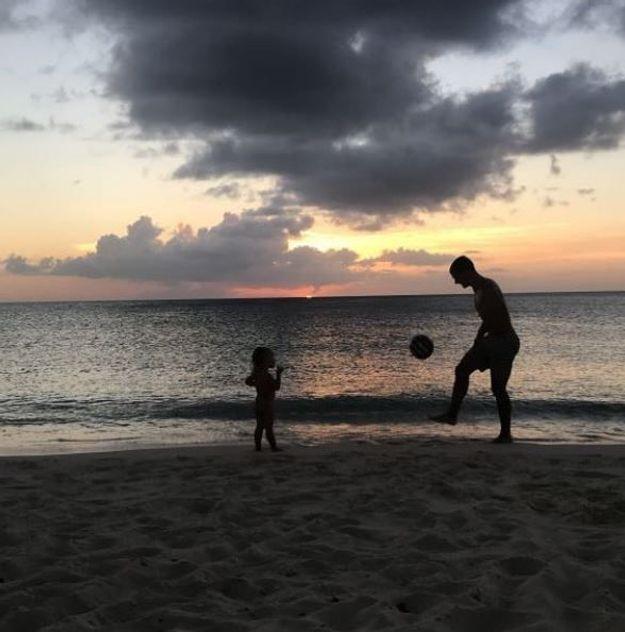 Antoine Griezmann a trouvé un nouveau coach... Sa fille !