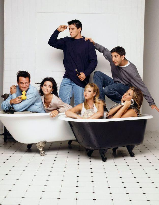 Les « Friends » réunis pour offrir une expérience inédite à leurs fans