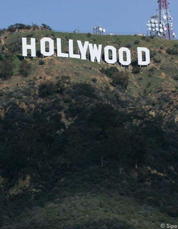 Les neuf lettres d'Hollywood sont sauvées !