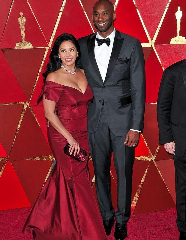 Kobe Bryant et Vanessa Laine Bryant
