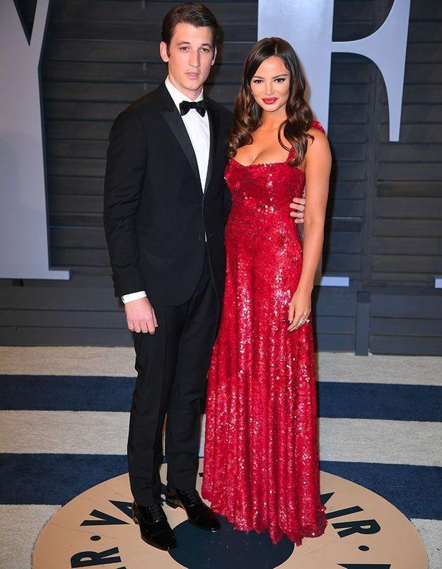 Miles Teller et Keleigh Sperry