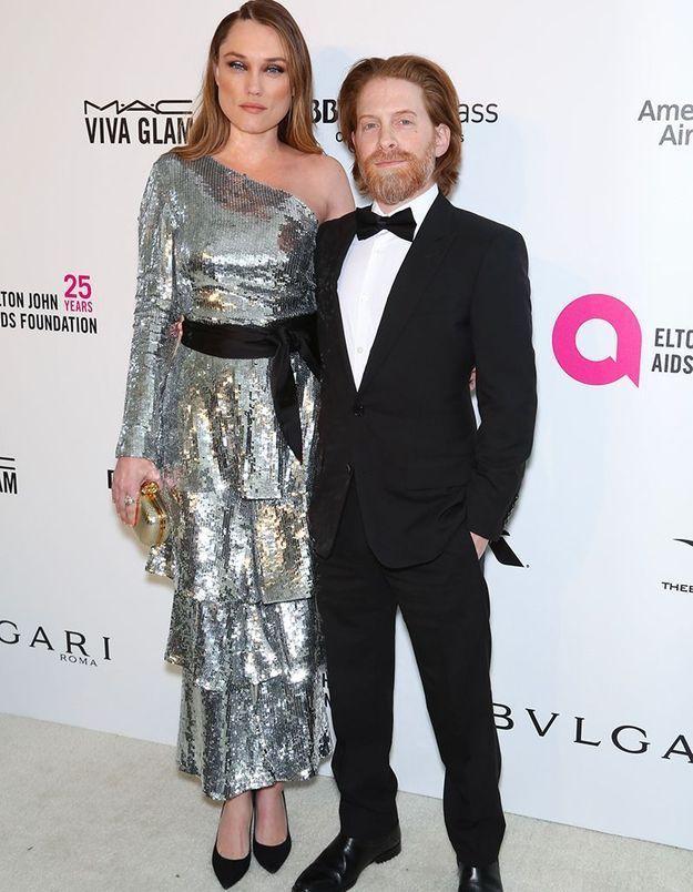 Seth Green et Clare Grant