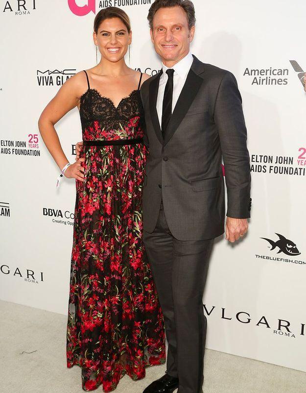 Tony et Anna Goldwyn
