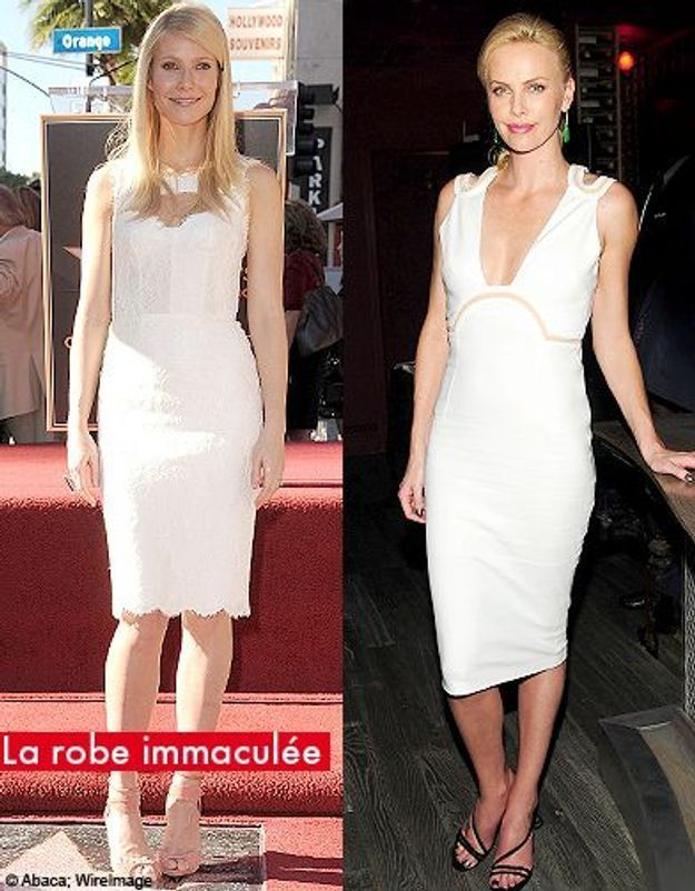 People mode tendance look printemps robe immaculee
