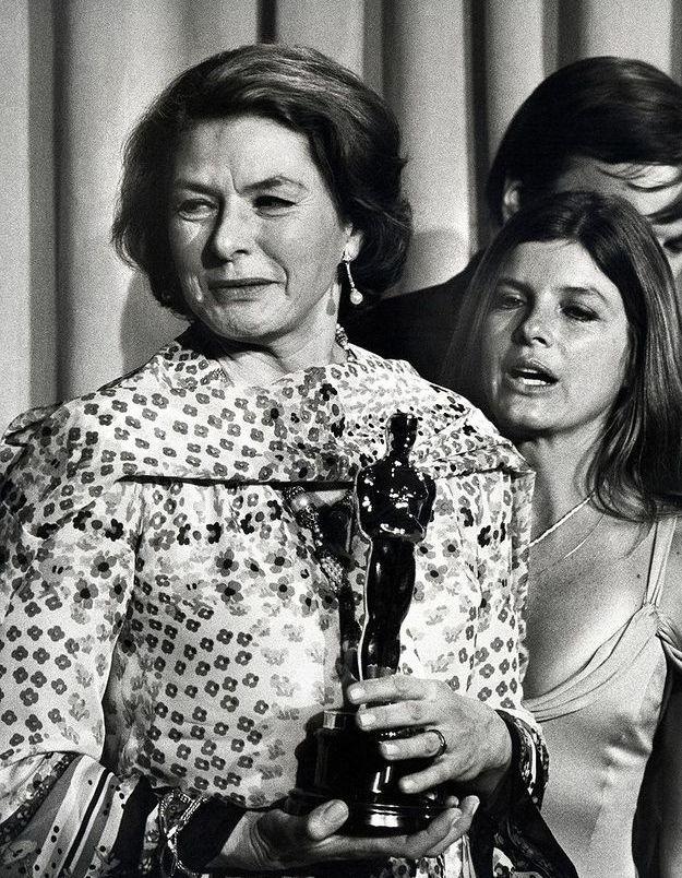 Ingrid Bergman et Katharine Ross