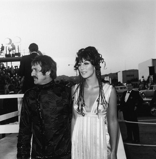 Sony et Cher