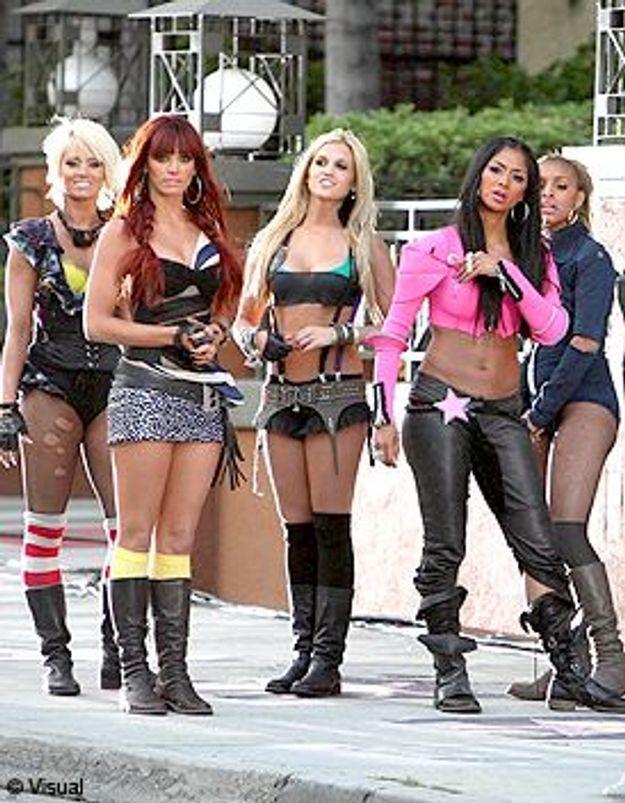 Les Pussycat Dolls lancent une ligne de lingerie