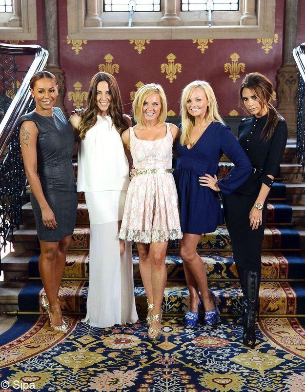 Les Spice Girls réunies de nouveau !