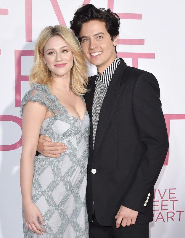 Lili Reinhart et Cole Sprouse : le couple star de « Riverdale » se sépare