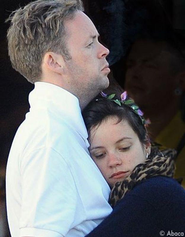 Lily Allen et Sam Cooper : fiançailles à Bali !