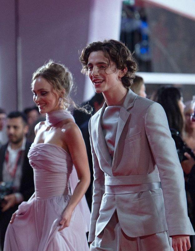 Lily-Rose Depp et Timothée Chalamet : le couple serait séparé !