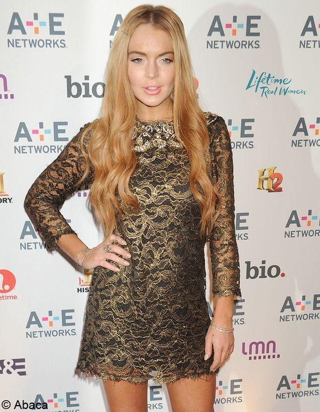 Lindsay Lohan à nouveau impliquée dans une affaire de vol de bijoux