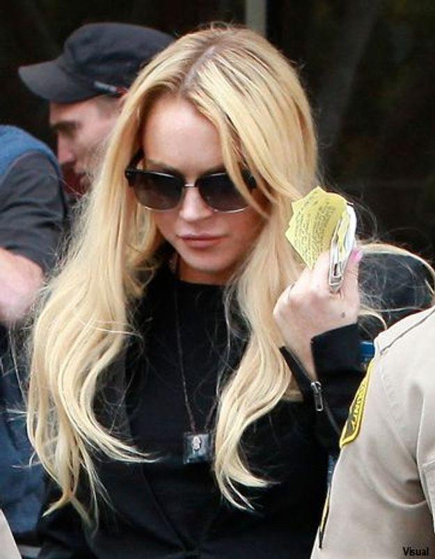 Lindsay Lohan : en prison pour 90 jours