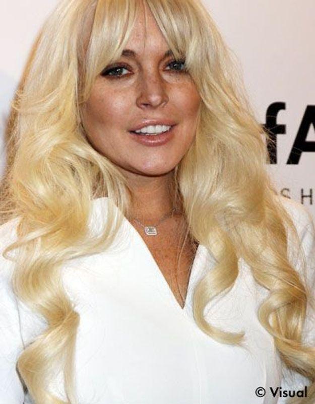 Lindsay Lohan incarnera Elizabeth Taylor sur le petit écran