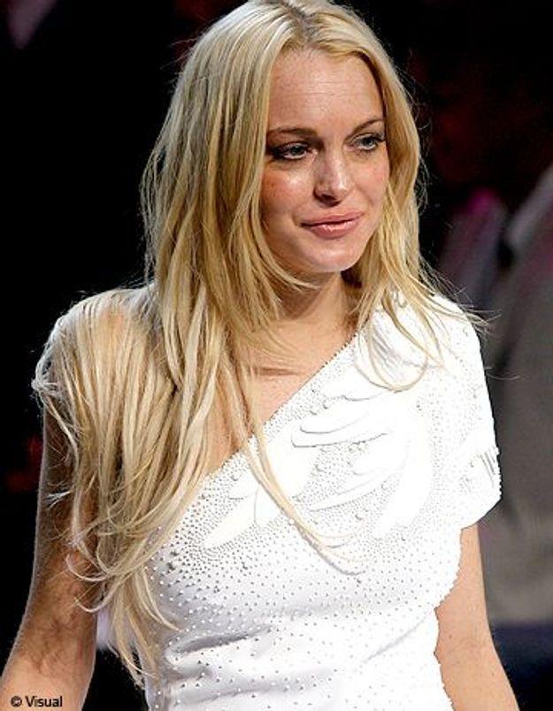 """Lindsay Lohan : retour à la """"case prison"""" ?"""