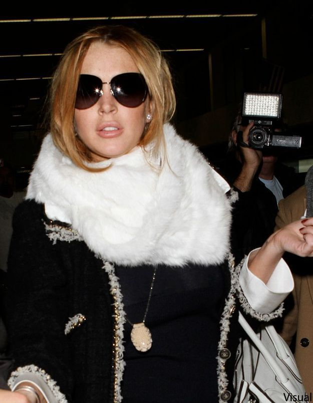 Lindsay Lohan, sauvagement agressée à New York