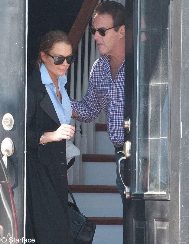 Lindsay Lohan : une nouvelle altercation… avec son père