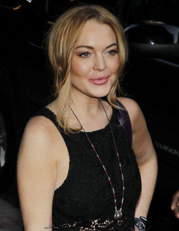 Lindsay Lohan veut déjà abandonner sa cure de désintoxication