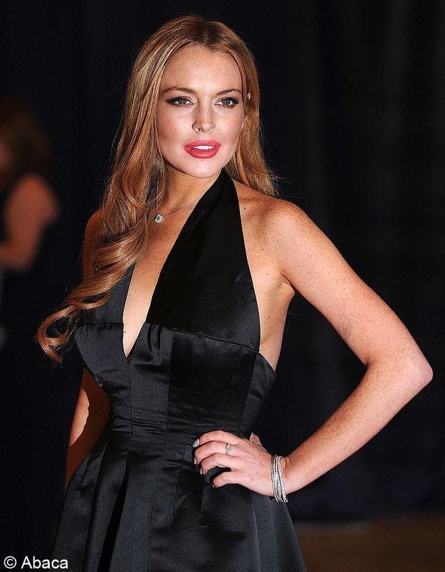 Lindsay Lohan veut jouer avec Jennifer Lawrence