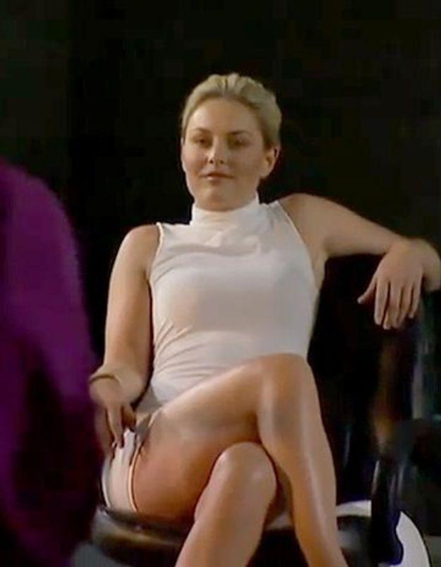 "Lindsey Vonn : la championne de ski rejoue ""Basic Instinct"""