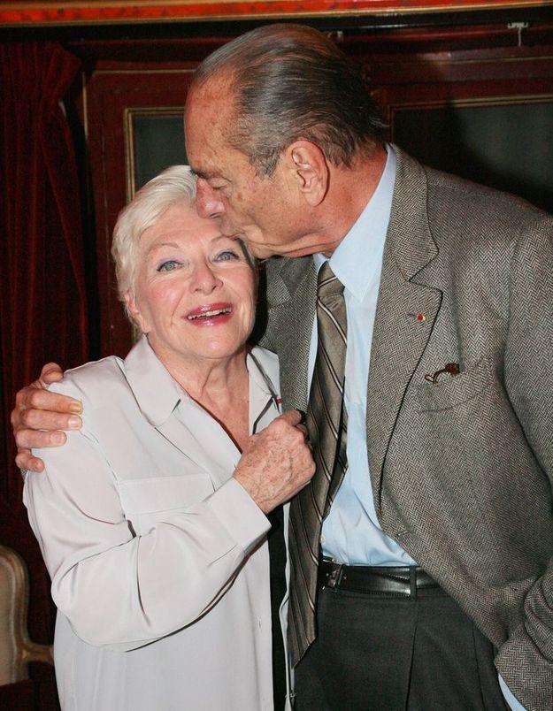 Line Renaud : son hommage bouleversant à Jacques Chirac