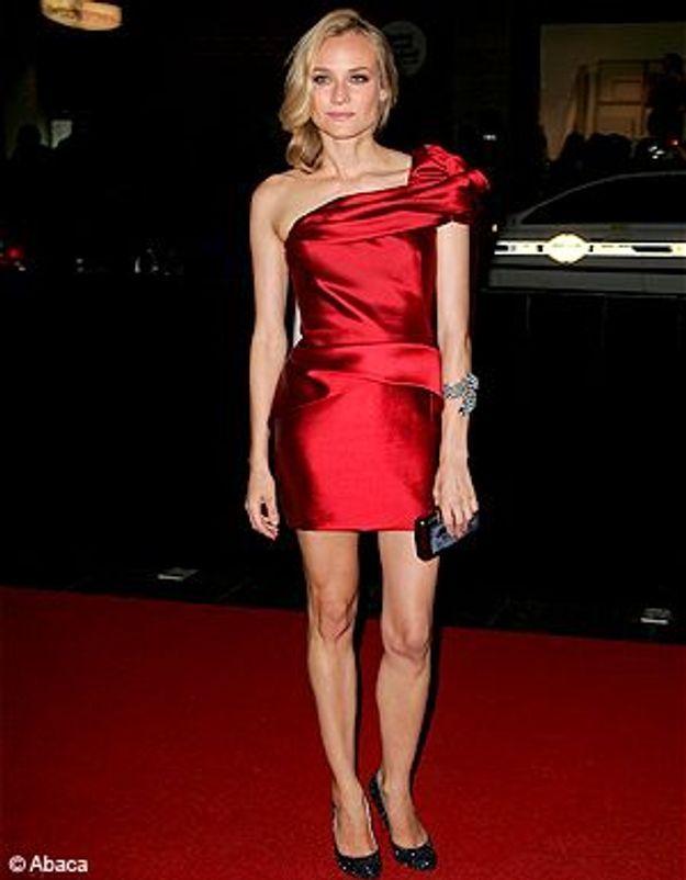 Look du jour : Diane Kruger