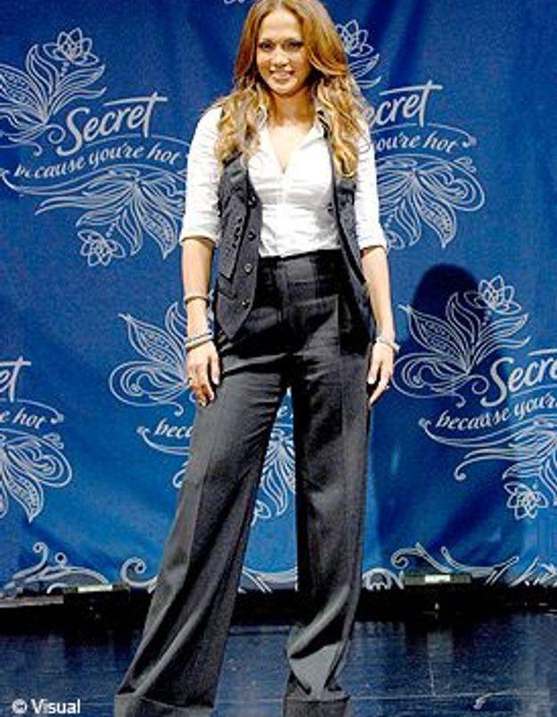 Look du jour : Jennifer Lopez