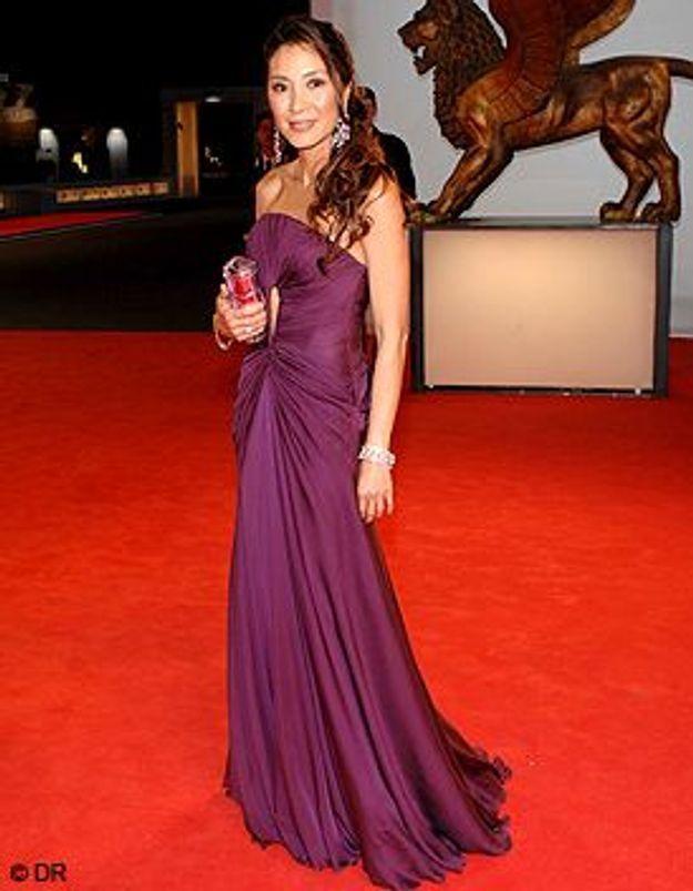 Look du jour : Michelle Yeoh