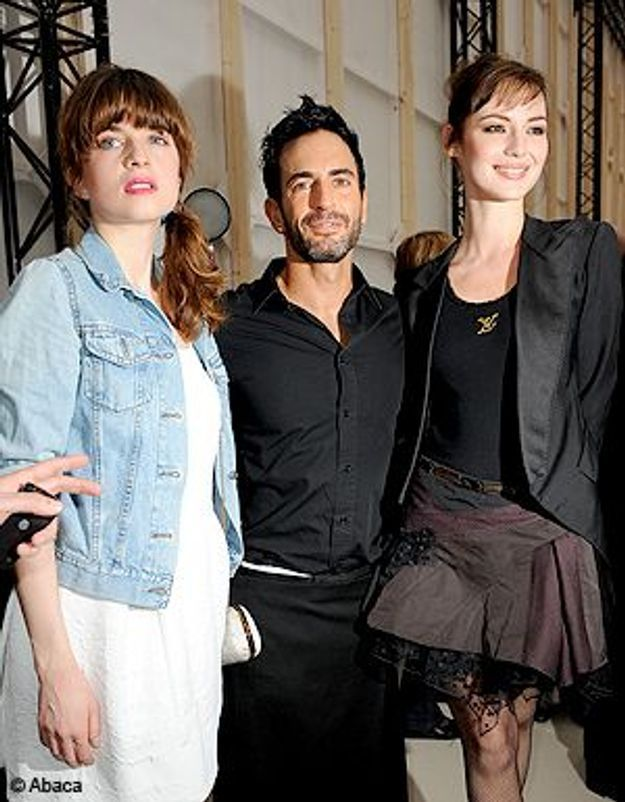 Louise Bourgoin totalement gaga de Marc Jacobs