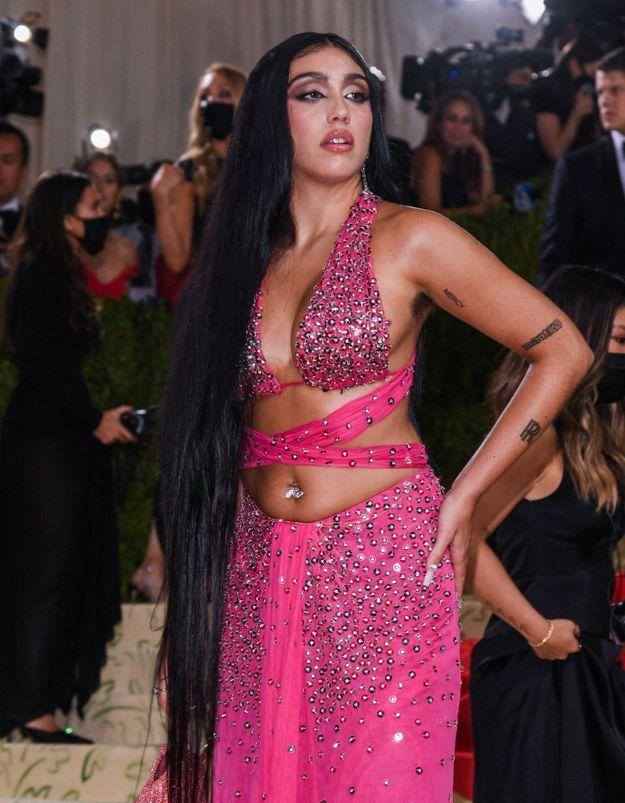 Lourdes Leon critiquée au Met Gala : la fille de Madonna répond aux haters