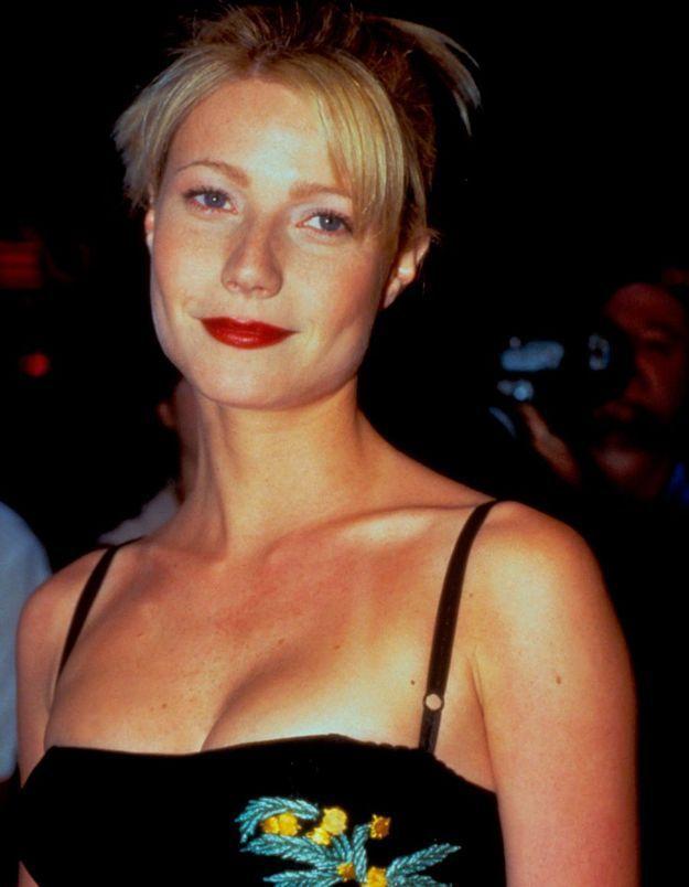 Ma première interview dans ELLE : Gwyneth Paltrow en 1998