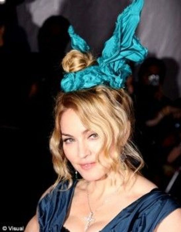 Madonna, chroniqueuse pour le plus grand journal d'Israel