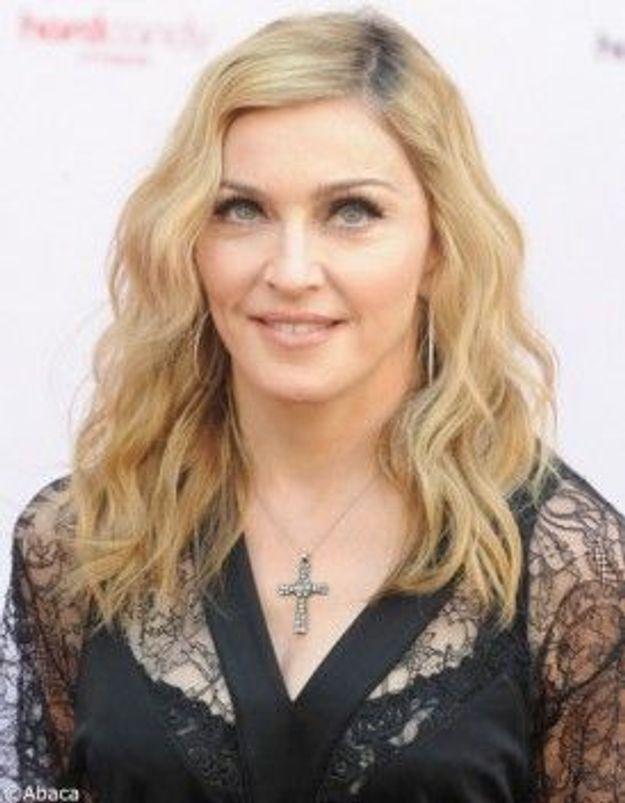 """Madonna """"dégoutée"""" par la condamnation des Pussy Riot"""