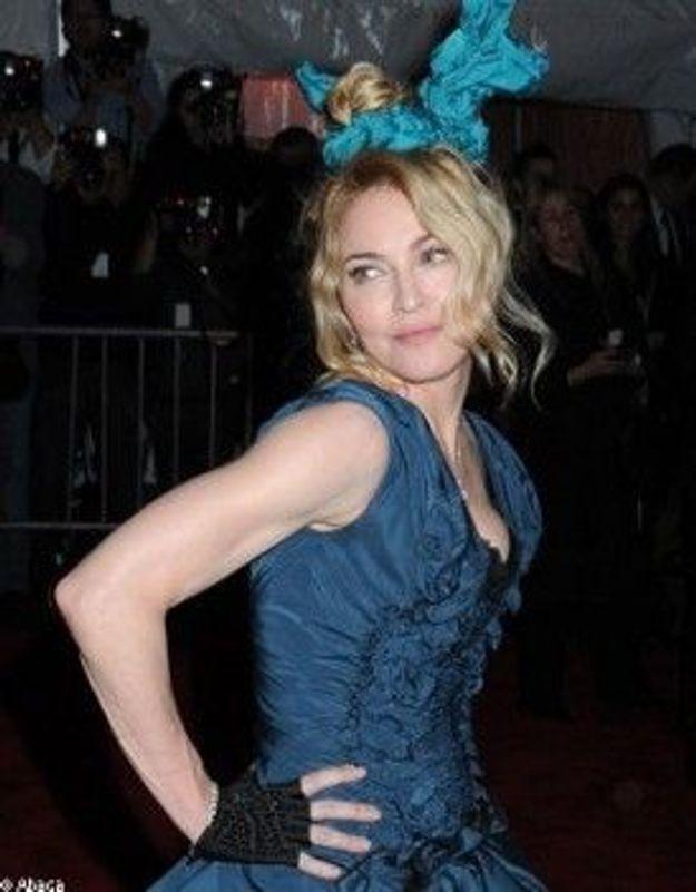 Madonna dément tout projet de mariage