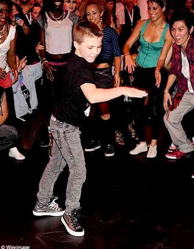 Madonna : elle se fait piquer la vedette par son fils Rocco!
