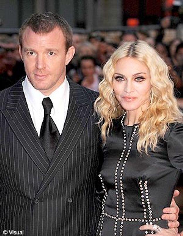 Madonna et Guy Ritchie : de nouveau ensemble ?