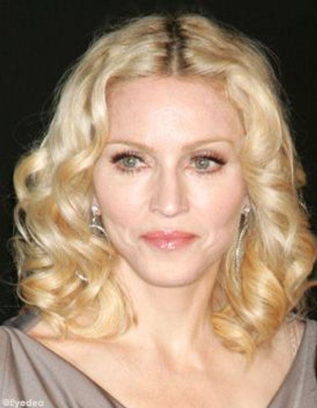 Madonna garde sa fortune