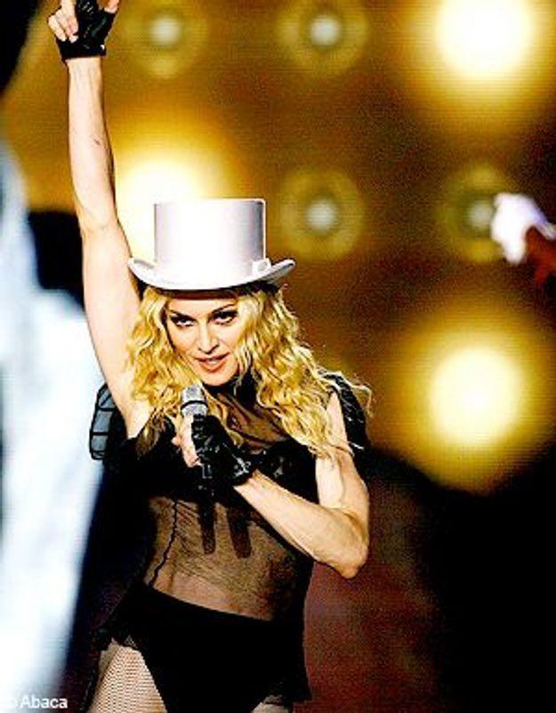 Madonna, huée pendant un concert !
