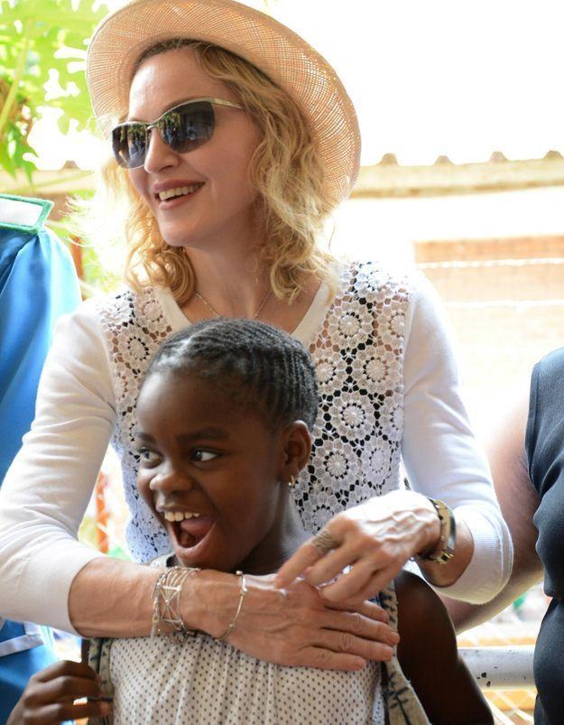 Madonna lance une nouvelle demande d'adoption pour deux enfants au Malawi
