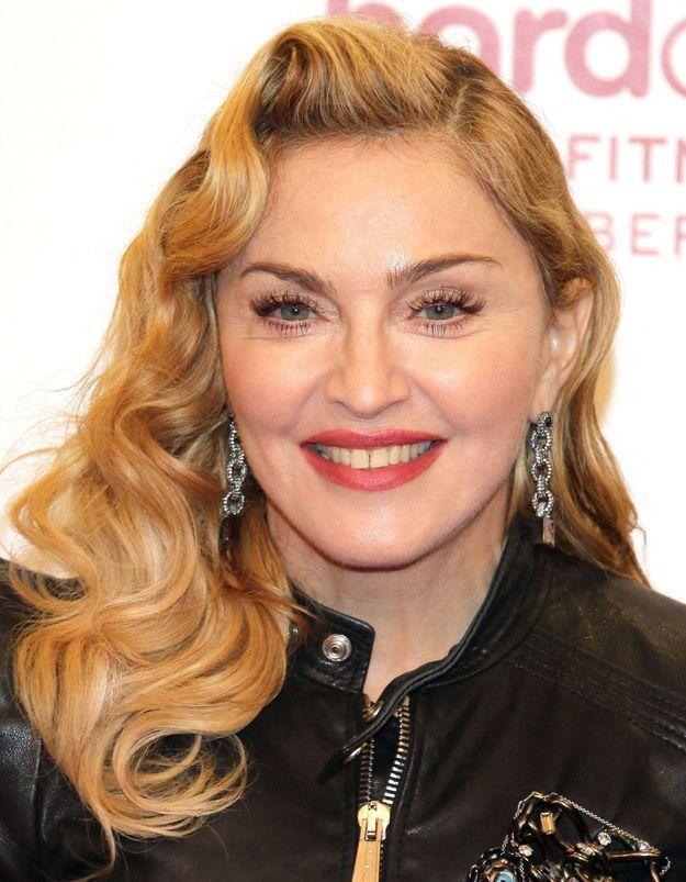 Madonna partage une vidéo avec ses six enfants pour Thanksgiving