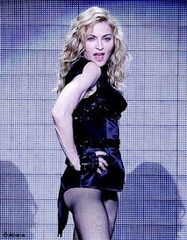 Madonna : son périple mystique en Israël