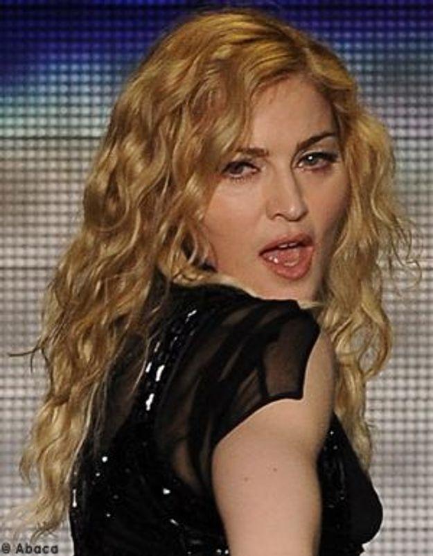Madonna : son petit nom, c'est Dumbo