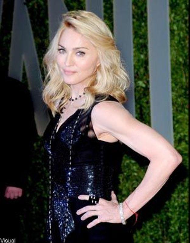 Madonna vient en aide aux victimes du séisme en Italie