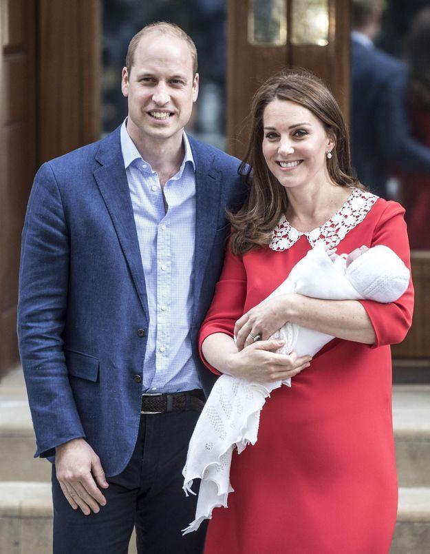 Mais qui seront les parrains et marraines du prince Louis ?