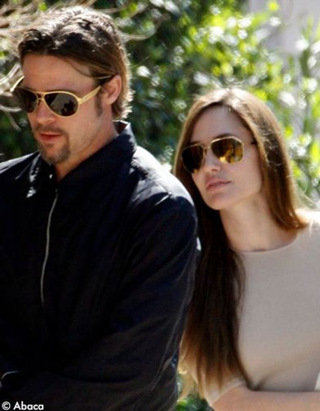 Mariage Brad Pitt et Angelina Jolie : la rumeur revient !
