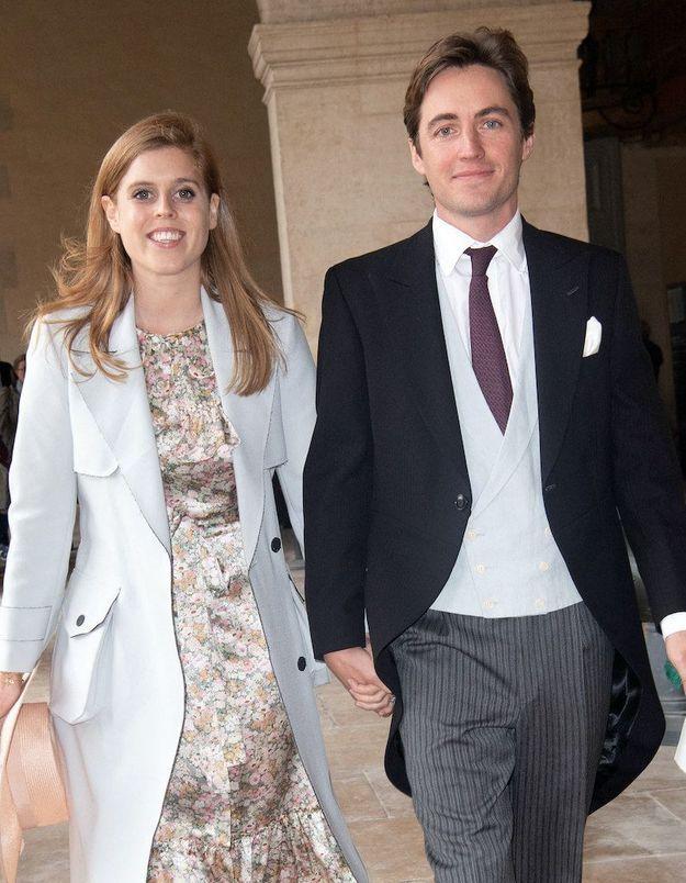 Mariage de la princesse Beatrice : les premières photos de la cérémonie